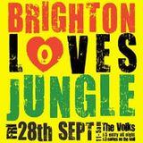 OSCI at Brighton Loves Jungle 28.09.2012