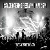 Agoria - Live At Space Opening Fiesta (Ibiza) - 25-May-2014