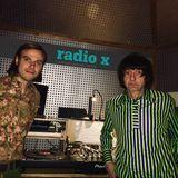 Beatniks at Radio X, Frankfurt 04/2019