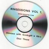 Slimzee, Riko & Gods Gift - Rinsessions vol. 1 - 2005