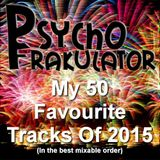 My 50 Favourite Tracks Of 2015