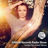Kittball records radio show hosted by Juliet Sikora w/ Roy RosenfelD