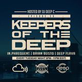 Keepers Of The Deep Ep 39, IN.PHrequent (Tampa), Brian Busto (Tampa), & Deep Flava (Chicago)
