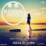 Kondo Beach - Compiled & mixed by Dava Di Toma - May17
