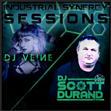 Dark Indulgence - Industrial Synergy Series 08.23.18 featuring Dj Veine & Scott Durand - EBM