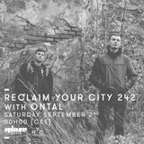 Reclaim Your City 242 | Ontal
