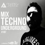 Mix TECHNO UNDERGROUND @ Andrew Royce