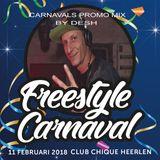 Freestyle carnaval 11 feb promo mix tape