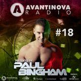 AVANTINOVA RADIO #18