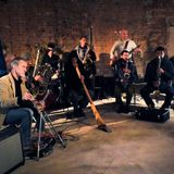 St.Petersburg Improvisers Orchestra at WATERFRONT exhibition
