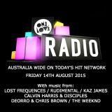 onelove radio 14th August 2015