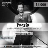 Rodrigo Vásquez. Resistencia 9. @altoyoyo