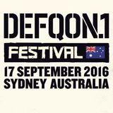 Toneshifterz @ Defqon.1 Australia 2016 - Red Stage