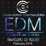 Travelling Of Places EDM Session February 2016