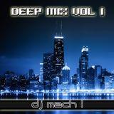 DEEP MIX VOL 1 DJ MACH 1