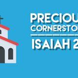 Precious Cornerstone