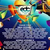 Alison Wonderland - LIVE @ kineticFIELD EDC Orlando, 10/11/18