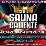 DJ Norlan Present - Club Sauna Caliente - Caribbean Royal Mix 2013
