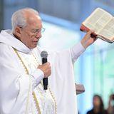 """Monsenhor Jonas Abib - """"Espírito Santo graça de Deus a nós - Lc 10,17"""""""