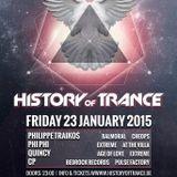 dj CP @ Balmoral - History of Trance 23-01-2015