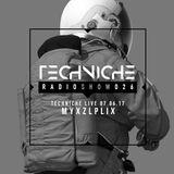 TRS026 Techniche Live: Myxzlplix 07.06.17