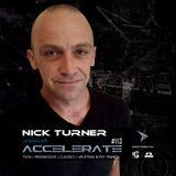 Nick Turner - ACCELERATE #113