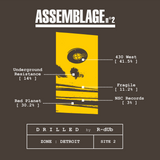 Assemblage n°2 [drilled by R-dUb]