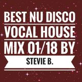Best Nu Disco Vocal House Mix 01/18