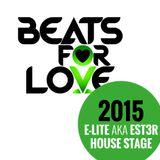 B4L 2015 @ E-Lite aka Est3r - House stage