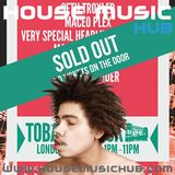 Seth Troxler - Live at Tobacco Dock London NYD - 01-01-2014