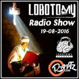 "Lobotomy Radio Show & Selecta Jallah Kadafi "" Special Nyabinghi & Roots Reggae "" . 19/08/2016  ..."