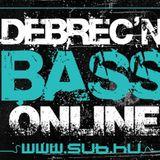 Debrec'N'Bass onLINE 015   Longman [Tactile / Tilos - Airbag]