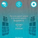 Sound to the SYSTEM - b.kov