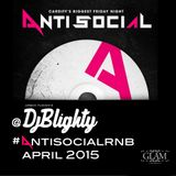@DJBlighty - #AntisocialRnB April 2015 (R&B & Hip Hop)
