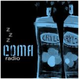 COMA radio : you have to end every sentence with over. over.