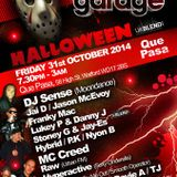 Love 4 Garage Halloween Special DEMO LUKEY & Danny Sundance WITH CREED HYPERATIVE & RB TEASER