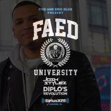 Josh Stylez Guest Mix on FAED University Episode 47