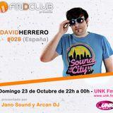 Fin D Club #29 - with David Herrero