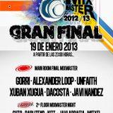 unfaith @ Gran final mixmaster Txitxarro