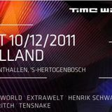 Remy & Secret Cinema - Live @ Time Warp, Den Bosch, Holland (10-12-20111)