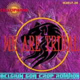 CELLOPHANE H2017.20  We are tribal ( décade of agression edit )
