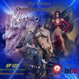 Teckroad - Psy Trance Overdose Sensation EP 127