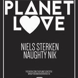Planet Love Mixtape by Naughty Nik and Niels Sterken
