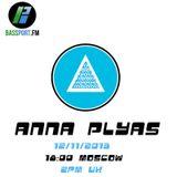 Anna Plyas - BassPort.FM guest mix 12.11.2013