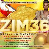 DJ Nash #Zim36 Bashment Mix - @InnaCityNash