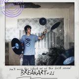 Poltergayst – BreakArt vol.21 @ NONAME.FM