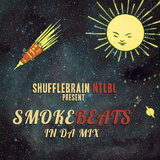 Guest Mix 001: shhbrain x001 - smokebeats in da mix (mixed by Cao Sao Vang)