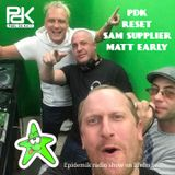 PAUL DA KUTT, MC RESET, SAM SUPPLIER & MATT EARLY ON PERCUSSION - EPIDEMIK RADIO SHOW ON LIFEFM.TV
