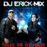 Dj Erick-Mix Chincha Alta - Major Lazer Watch Out For This [In Chacalon] - Mix Tonero 1.000 Liike