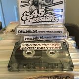 OBLIVEUS 45 SESSIONS HIPHOP MIXTAPE 2016